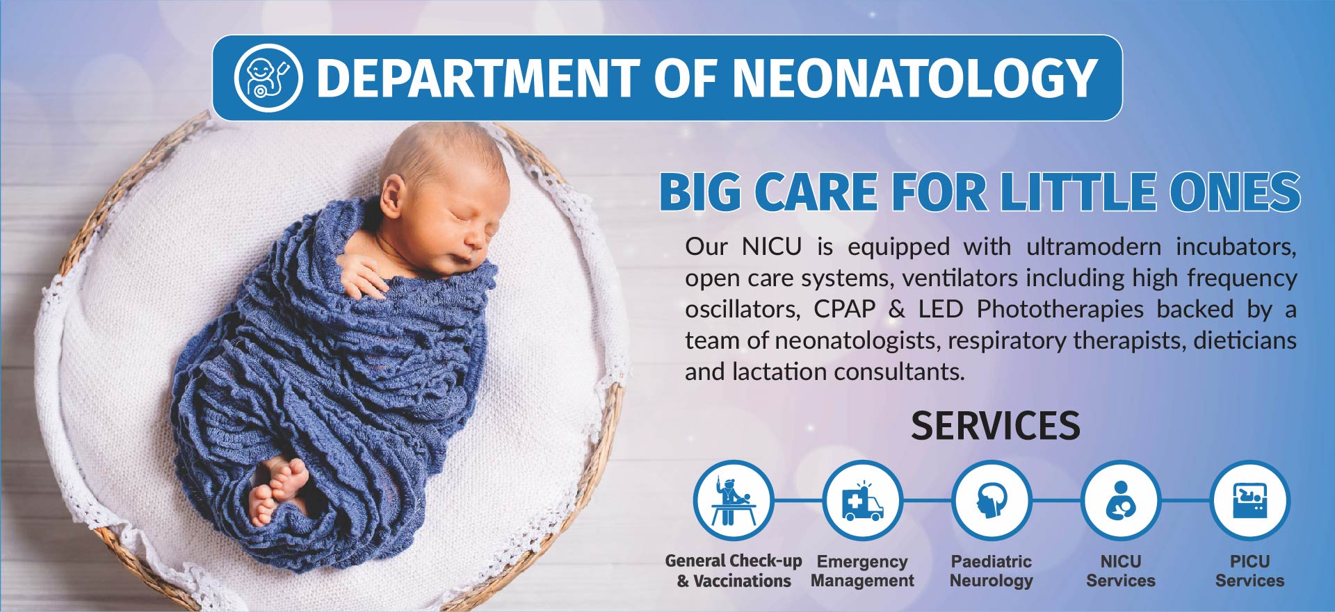 Department Of Neonatology